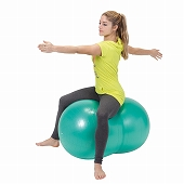 GYMNIC ギムニク イタリア製 バランスボール フィジオロールプラス 55cm Physio Roll Plus (GY88-12)
